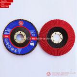 En13743 Approved Flap Discs Abrasive Disk (VSM & 3M Raw Material)