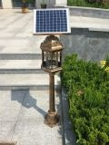 Estilo Europeu, Classical, Solar Mosquito Killer Light, Luminária de chão, Lâmpada de gramado