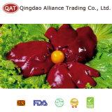 Fígado de galinha da qualidade superior com certificado de Halal