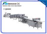 Automatischer Süßigkeit-Produktionszweig für Sesam-Süßigkeit, Schokoladen-Beschichtung-Produkt, Nugat, Milch-Süßigkeit, Sugus, quadratische Form-Süßigkeit