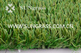 40mm Altura Thionlon Fiber Landscape Artificial Grass (SUNQ-AL00073)