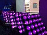 25X10W Verlichting van de LEIDENE Disco van de Matrijs de Lichte