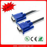 VGA 15p Cable Male к Male для Computer