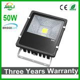 Al aire libre de alta calidad 50W LED de la lámpara del proyector