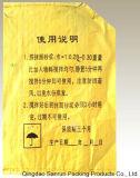 Saco tecido PP do plástico da alta qualidade para o almofariz com colorido