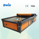 Новое цена гравировального станка вырезывания MDF древесины 80With100With130W конструкции 1300X2500mm акриловое