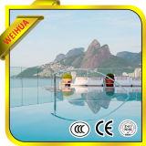 Ce/CCC/ISO9001를 가진 10mm 안전에 의하여 단단하게 하는 /Laminated 유리제 가격