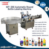 Máquina de etiquetado automática de la botella redonda (MT-200)
