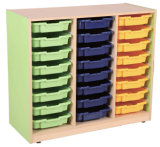 Multi-PUR-float Children Room Furniture Kids STORAGE Cabinet