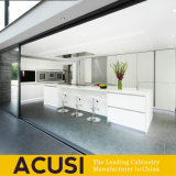 Australien-Art kundenspezifische hohe glatte Lack-Küche-Schränke (ACS2-L168)