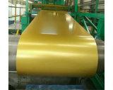 La couleur en acier recouvert de feuille de bobine/PPGI de toiture en provenance de Chine