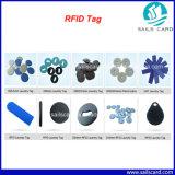 조정가능한 주문 방수 실리콘 지능적인 RFID 소맷동