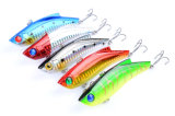 5 Color Vib Bait 9cm/26.5g Plastic Cast Bait Fishing Tackle Lure