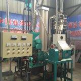 Famille de ferme à échelle réduite Using l'usine de fraisage du maïs 5t/D