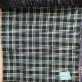 Tessuto tinto 100% dell'assegno del filo di cotone per l'indumento
