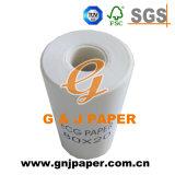 Papier thermosensible médical de pâte de bois de 100% en feuille