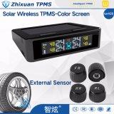 2year 생활 시간 태양 무선 TPMS 타이어 압력 모니터 시스템