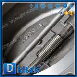 Valvola di ritenuta doppia della cialda dell'aletta del disco di Didtek Wcb