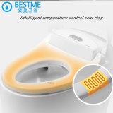 Toalete inteligente do banheiro do Wc com nivelamento do Bidet
