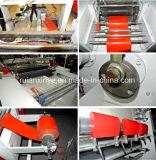 Saco de plástico macio inteiramente automático do punho que faz o preço da máquina