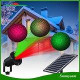 Solarweihnachtslicht-im Freiengarten-Laser-Dekoration-Licht