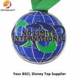 Medaglia diretta di sport del metallo della fabbrica di vendita superiore di BSCI