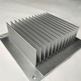 Radiateur en aluminium carré de profil d'extrusion pour le climatiseur