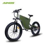 [26ينش] 4.0 سمين إطار العجلة [1000و] درّاجة كهربائيّة مع يخفى بطارية