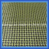 190G/M2 Plain il panno della fibra del carbonio di Kevlar