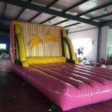 Inflables de PVC de diapositivas de la selva y el elefante para estacionar