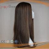 Peluca de calidad superior del frente del cordón del pelo humano (PPG-l-01045)