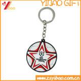 Изготовленный на заказ PVC Keychain шаржа для выдвиженческого подарка (YB-dh-99)
