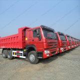 De Vrachtwagen van de Stortplaats van HOWO 6X4 336/371HP, de Vrachtwagen van de Kipper met Uitstekende kwaliteit