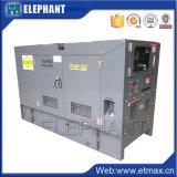 générateurs portatifs diesel silencieux de 128kw 160kVA Yangdong Yto