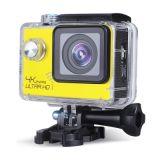 Videocamera portatile impermeabile WiFi 4k DV della macchina fotografica di azione di sport mini
