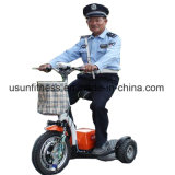 Для взрослых, утвержденном CE необычных бесщеточный Моторедуктора 3 Колеса скутера с электроприводом
