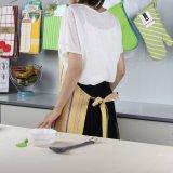 Placa preta de cozimento churrascos, avental de churrasco