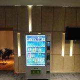 Fornecedor de máquinas de venda automática inteligente