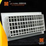 Потолок воздуха HVAC алюминиевых возврата двойной прогиб воздухозабора