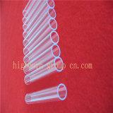 Filtro UV de excelente qualidade de tubos de vidro de quartzo