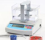 Densitomètre de mesure rapide/appareil de contrôle solides multifonctionnels pureté d'or