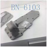 Cubierta del refrigerador de petróleo de KOMATSU 6D102 PC200-6 del recambio del motor de Bonai (6735-61-2260)