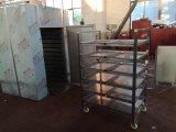Machine végétale de séchage de dessiccateur de poissons frais de fruit commercial industriel de nourriture