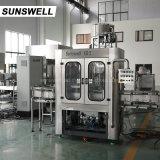 Yaourt aromatisé Remplissage de bouteilles et de la machine d'étanchéité en aluminium