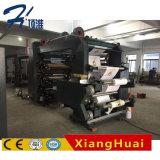 Machine d'impression flexographique économique de 2 4 6 8 couleurs d'usine de la Chine