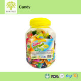 Фрукты Вкус сладкий Lollipop со сжатым воздухом