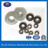 En acier inoxydable ou en acier au carbone de la rondelle de blocage conique DIN6796/rondelle à ressort