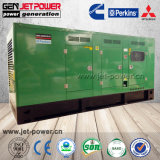Schlussteil-Typ wassergekühlter Energien-Generator des Dieselmotor-140kVA Doosan