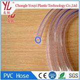 De bonne qualité transparent souple de qualité alimentaire durable Tube en plastique du tuyau de PVC transparent