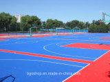 Plancher imperméable à l'eau de cour de badminton des meilleurs prix